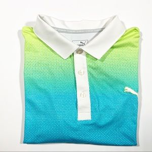 Puma Golf Shirt EUC Moorpark Country Club Size XL
